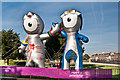 TQ4378 : Wenlock and Mandeville by Ian Capper