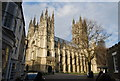 TR1557 : Canterbury Cathedral by N Chadwick