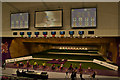 TQ4277 : Shooting range, London 2012 - inside the finals hall by Ian Capper
