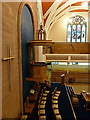 NO2448 : Alyth Parish Church, Pulpit by Alexander P Kapp