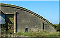 ST9080 : 2012 : Hangar at the former RAF Hullavington by Maurice Pullin