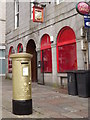 NJ9406 : Golden Post Box by Colin Smith