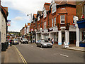 TQ1649 : High Street, Dorking by David Dixon