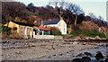 J4893 : Former holiday bungalows, Whitehead by Albert Bridge