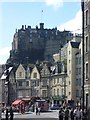 NT2573 : Grassmarket from Cowgatehead by kim traynor