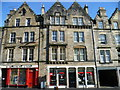 NT2573 : Grassmarket tenements and shops by kim traynor