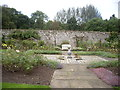 NJ7900 : The 19th century (NW) sector of Drum Castle's walled garden by Stanley Howe