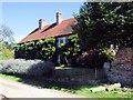 TQ1116 : House next to Warminghurst Church by Paul Gillett