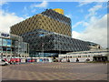 SP0686 : New &quot;Library of Birmingham&quot; Under Construction by Roy Hughes