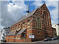 TQ3004 : The Church of St. Michael and All Angels, Victoria Road / Powis Road, BN1 by Mike Quinn