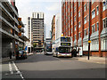 SJ8497 : Manchester, Chorlton Street by David Dixon