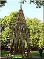 TQ3079 : Buxton Memorial Fountain by Colin Cheesman