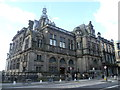 NT2573 : Edinburgh Central Library, George IV Bridge by kim traynor