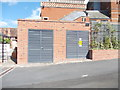 SP2054 : Electricity Substation No 01637 - Waterside by Betty Longbottom