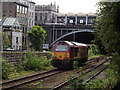 NJ9306 : Locomotive Below Union Bridge by Colin Smith