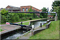 SP0886 : Camp Hill Locks No 56 near Bordesley, Birmingham by Roger  Kidd