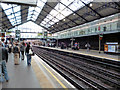 TQ2578 : Earls Court Station by Dr Neil Clifton