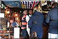 SX8654 : Dittisham: Ferry Boat bar : Week 38