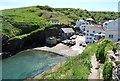 SW9339 : The Village of Portloe by Mike May