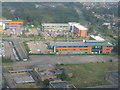 SJ8386 : Trading estate, Heald Green by M J Richardson