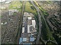 SP1490 : Castle Bromwich Aerial View by Ian Rob