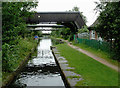 SP0989 : Nechells Shallow Lock near Star City, Birmingham by Roger  Kidd