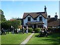 TQ4627 : Duddleswell Tea Rooms by Marathon