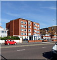 TQ2804 : Princes Marine Hotel, Kingsway, Hove. by PAUL FARMER