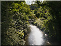SJ9785 : River Goyt, Woodend by David Dixon