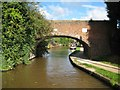 SP3097 : Coventry Canal: Bridge Number 40: Taverners Bridge by Nigel Cox