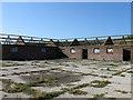 TQ3706 : Ruined Buildings, Balsdean by Simon Carey