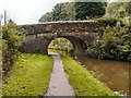 SJ9686 : Peak Forest Canal, Bridge#21 by David Dixon