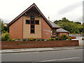 SJ9884 : Disley Methodist Church by David Dixon