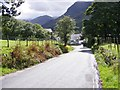 NY1717 : Road to Buttermere by Gordon Griffiths