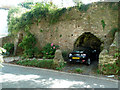 SX8059 : Totnes - Lime kilns by Chris Allen