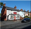 SO8376 : The Station Inn, Kidderminster by John Grayson