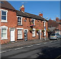 SO8476 : The Cricketers Arms, Kidderminster by John Grayson