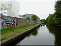 SP1184 : Grand Union Canal near Tyseley, Birmingham by Roger  Kidd