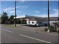 TL5787 : Former Petrol station by Hugh Venables