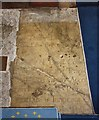 TQ6496 : St Giles, Mountnessing - Ledger slab by John Salmon