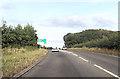 SP7932 : A421 at Parkhill Farm by John Firth