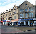 ST3261 : Weston Hospicecare shop, central Weston-super-Mare by John Grayson