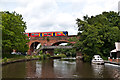 SU9950 : Bridges over the River Wey by Ian Capper