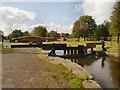 SJ8599 : Rochdale Canal, Lock#81 by David Dixon