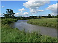 SK6918 : The River Wreake near Frisby on the Wreake by Mat Fascione