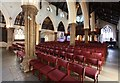 TQ5188 : St Edward the Confessor, Market Place, Romford - Interior by John Salmon
