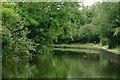 SP1284 : Grand Union Canal near South Yardley, Birmingham by Roger  Kidd