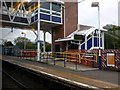 SJ8786 : Cheadle Hulme railway station by Graham Hogg