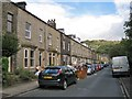 SD9324 : Byrom Street, Todmorden by Richard Dorrell