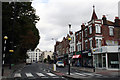 TQ2279 : Askew Road:  King's Parade by Dr Neil Clifton